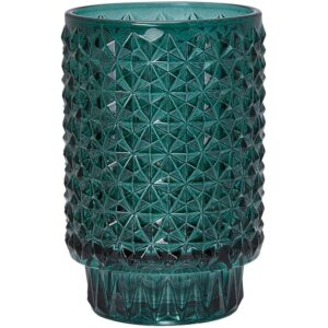 greengate-tealight-holder-nova-green-h-13-cm